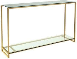 federico narrow console table console