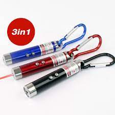 Laser Pointer เลเซอร์ปากกา 3in1 -Telecorsa