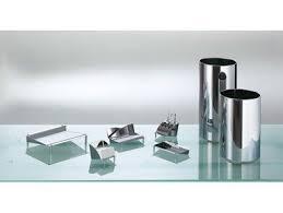 chrome office desk. Style Chrome Desk Pad Holder Office