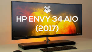 HP Envy 34 Curved All-in-One (2017) Review - The Best All in One PC!? PC