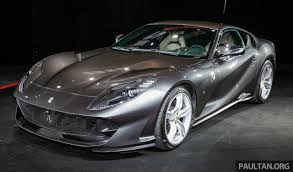 2018 ferrari 812 superfast black. wonderful superfast naza italia has launched the ferrari 812 superfast in malaysia u2013  f12berlinetta and f12tdf replacement arrives here five months after making its official  on 2018 ferrari superfast black