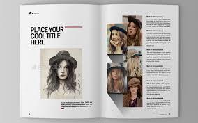 Indesign Magazine Templates 10 Best Art Magazine Templates Photoshop Psd And Indesign _