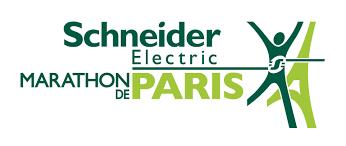 schneider electric logo. schneider electric marathon de paris logo