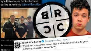 Save on your drinkware with unique designs or create your own. Black Rifle Coffee Was Maga Royalty Until It Turned On Kyle Rittenhouse