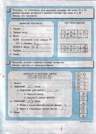 ГДЗ решебник по информатике класс Горячев Горина Контрольная работа 1