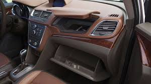 2015 buick encore interior. the double glove box is a nice touch great for small electronics 2015 buick encore interior