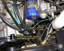 yamaha warrior 350 wiring diagram the wiring diagram ground wire coming off battery yamaha rhino forum rhino forums wiring diagram