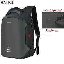 Detail Feedback Questions about <b>BAIBU Men Backpack Anti</b> theft ...