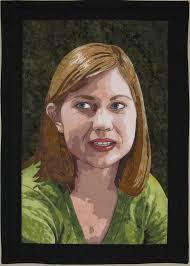 406 best People in Fiber & Fabric images on Pinterest | Art ... & Bonnie Keller - Portrait Quilts - Lauri. Looks like you've got a twin Adamdwight.com