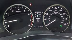 es350 dash light adjustments