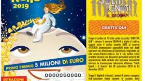 Estrazione Lotteria Italia 6 gennaio 2020: ecco numeri e ...