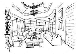 Stunning Drawing Living Room Pictures Bathroom Bedroom Kitchen