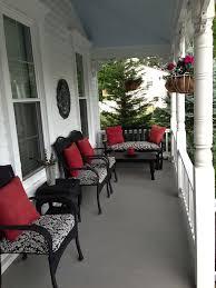 Black Outdoor Wicker Furniture