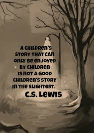 Narnia Quotes Gorgeous CS Lewis Quote JACKIE LEA SOMMERS