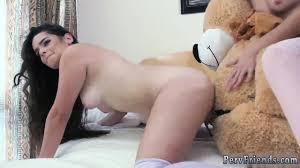Hardcore lesbian orgasm video