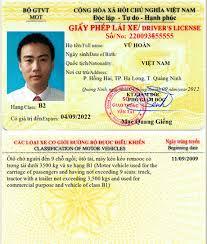 Phí gia hạn giấy phép lái xe oto hết hạn ở HCM - cover