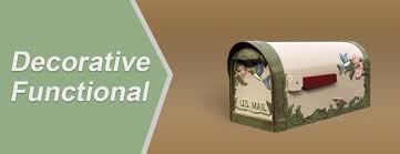 Decorative Mail Boxes Mailboxes Post Mount 89