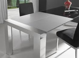 modern glass top dining table ef lady spain larger image