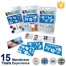 china oem professional face painting kits with beautiful tattoo professional face painting kits face painting ideas easy face painting ideas