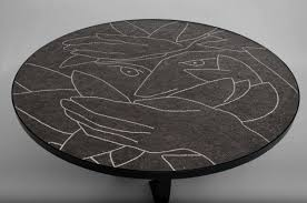 stone hall table. Stone Hall Table For Best Mosaic Dining Or Center Sale At N