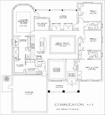 house plans single level ranch house inspirational single story open floor plans lovely 23 new 2500