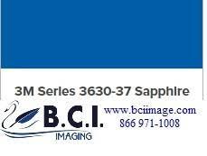 3m Scotchcal Translucent Graphic Film 3630 037 Sapphire