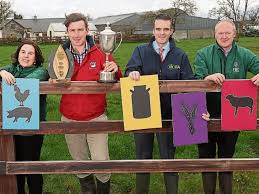 cur young farmer of the year pj o keeffe from callan centre with