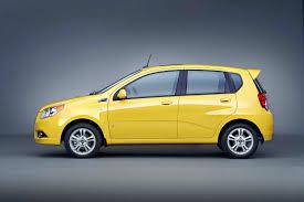 Quick Drive: 2009 Chevrolet Aveo