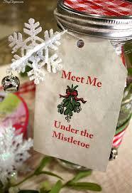 Decorate A Jar For Christmas Mason Jar Gift Christmas Kiss Kit Hometalk 56