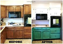 cost to repaint kitchen cabinets painting kitchen cabinets chalk painted before and after cost painting kitchen cabinets