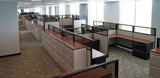 office with cubicles. Used Cubicles Houston Office With C