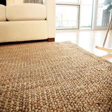 carpet rug area rugs pottery barn jute vs sisal sisal wool rug best of polyester vs