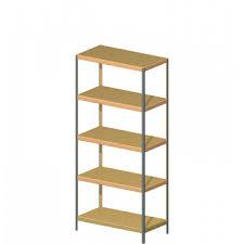 shelf 178x80x42 cm