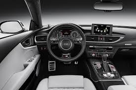 audi a7 interior black. even more defined the revised audi rs 7 sportback a7 interior black