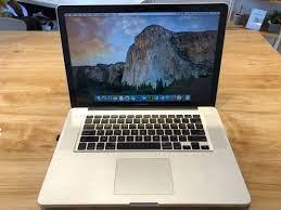 Macbook Pro 15 inch late 2011, Elektronik, Komputer, Laptop di Carousell