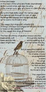 thank you for sharing your words and your life us r i p i know why the caged bird sings a angelou