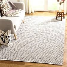 safavieh hand woven rug hand woven grey ivory diamond cotton rug