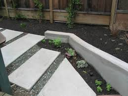 modern concrete patio. Modern Concrete Patio, Oakmore, Oakland. Before. Before Patio M