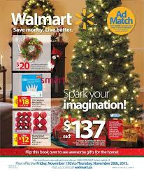 Walmart Christmas Catalogue November 15 to 28