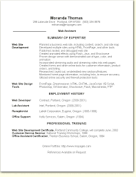 53 New Sample Resumes For Pharmacy Technicians Template Free