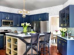 Blue Kitchen Cabinets Light Blue Kitchen Dark Cabinets White Cabinets In Kitchen Light