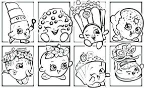 Shopkins Coloring Pages Season 2 Limited Edition 7 Printable 9