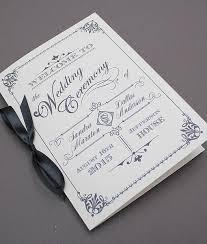 Booklet Program Template Pin By Download Print On Diy Wedding Programs Wedding