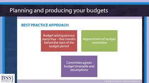 budget non profit budgeting skills course budgeting management for non profit