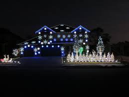 Crimson Tide Christmas Lights Crimson Tide Fans Christmas Lights Synced With Yea Alabama