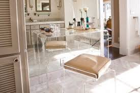 lucite furniture inexpensive. Among Design Set Lucite Furniture Re Emerges As Clear Favorite Legs Whole For Accent Pieces Noozhawk Inexpensive E