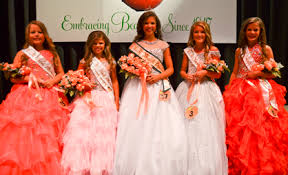 Sullivan crowned Young Miss Peach (updated) - The Clanton Advertiser | The  Clanton Advertiser