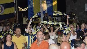 19.07 Dünya Fenerbahçeliler Günü'' Bodrum'da coşkuyla kutlandı