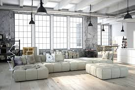 urban loft northern home furniture. Industrial Loft-style Apartment In Atlanta Urban Loft Northern Home Furniture