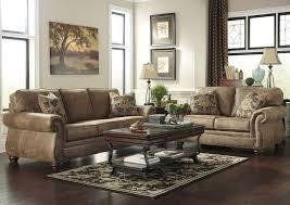 nice ashley larkinhurst sofa 38 35 t636 and loveseat